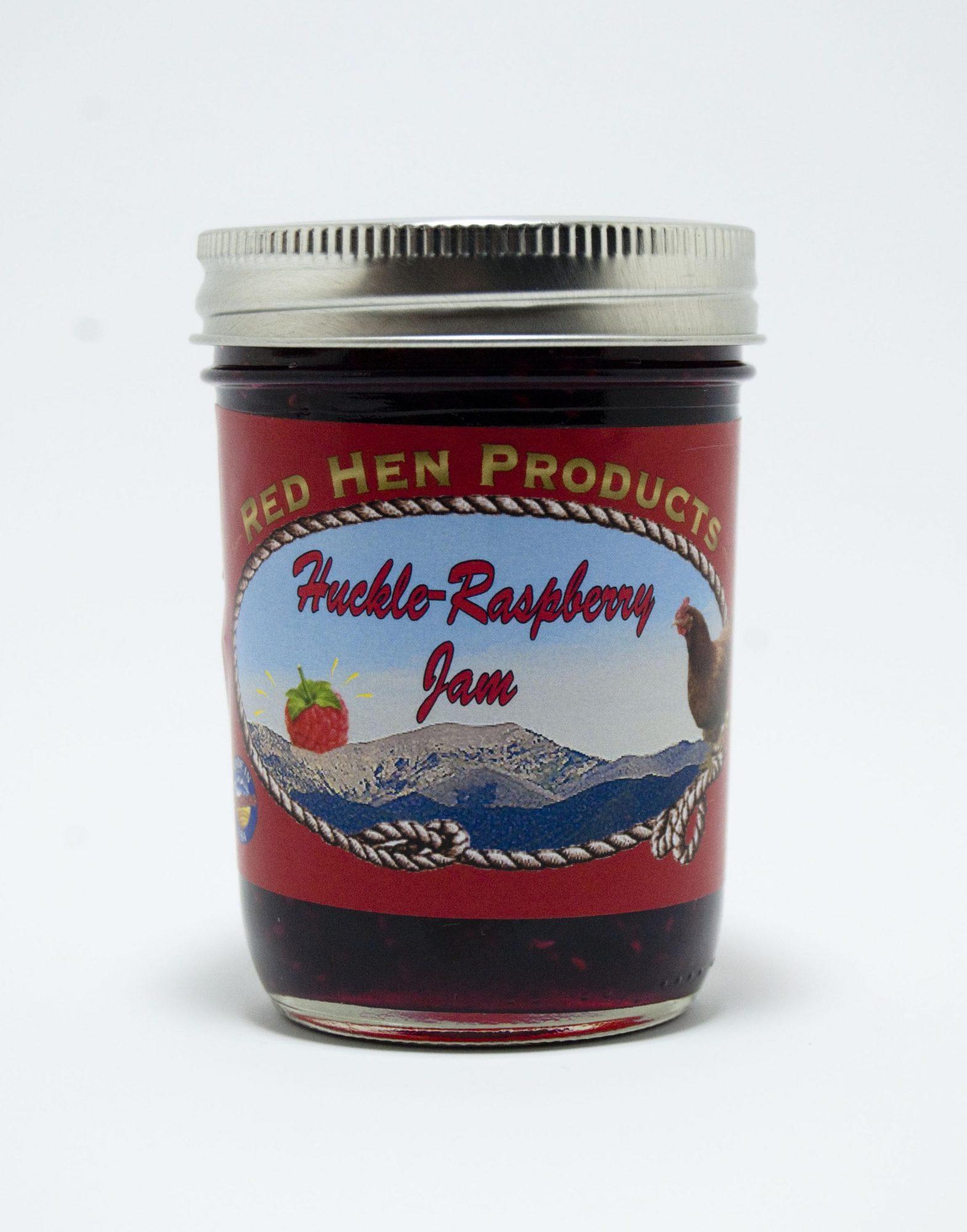 Huckle-Raspberry Jam