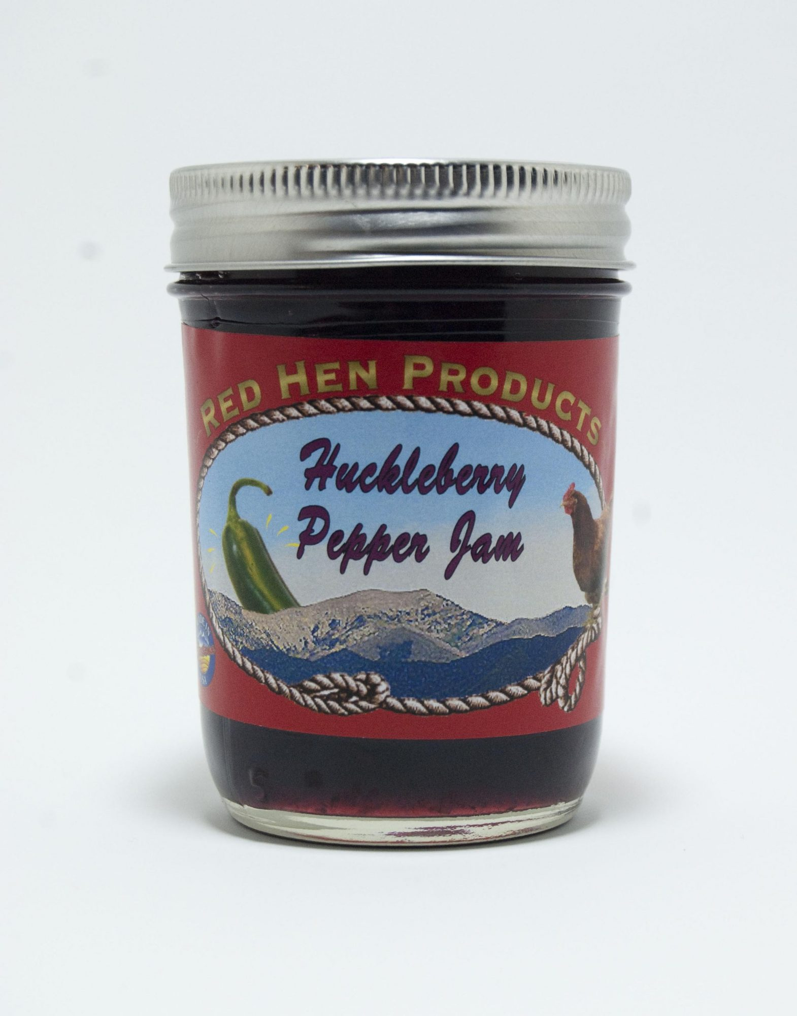 Huckleberry Pepper Jam