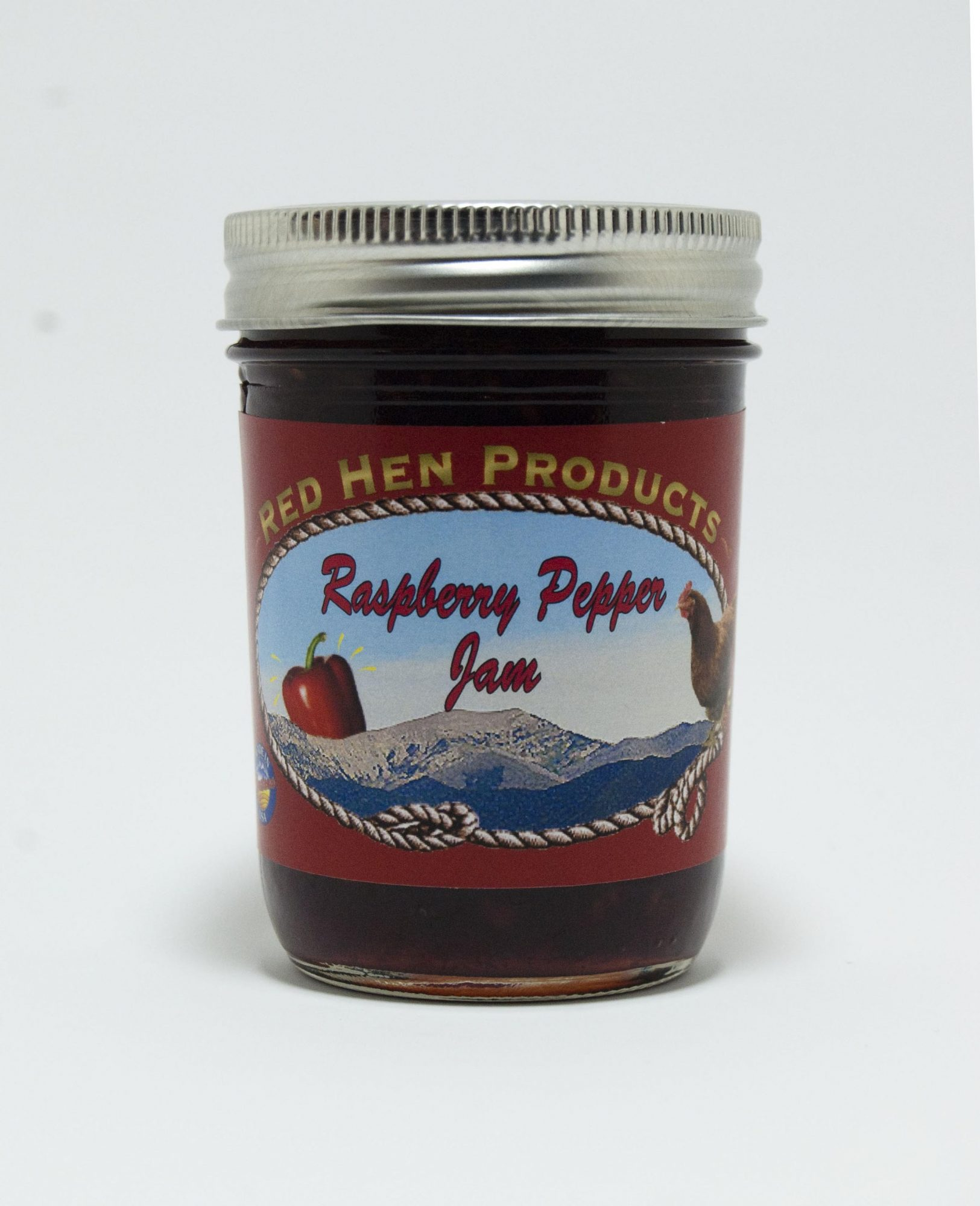 Raspberry Pepper Jam
