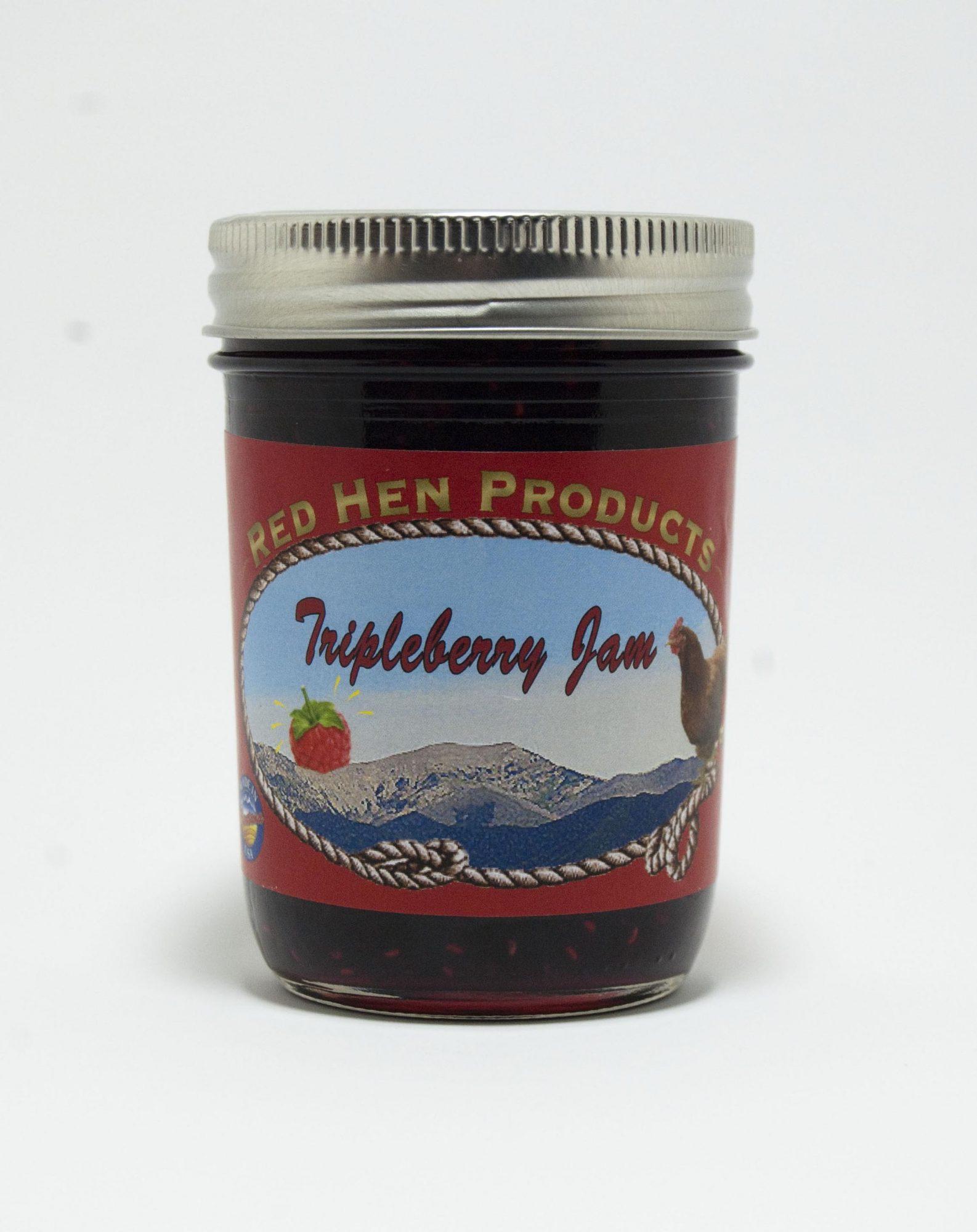 Tripleberry Jam